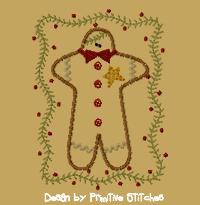 Gingerbread Man-5x7-CW