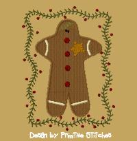 Gingerbread Man-5x7-FILL