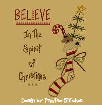 #PS-220 The Spirit Of Christmas-5x7