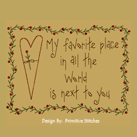 My Favorite Place-5X7