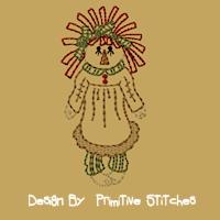 My Ragdoll-Single Doll-4X4-Colorwork