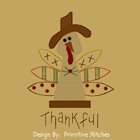 Thankful Turkey-5x7-MOTIF