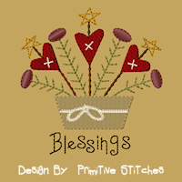 #PS-161 Heartfelt Blessings-Arrangement-5x7-FILL