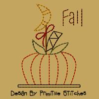 Pumpkin with Stick Moon-4x4-CW