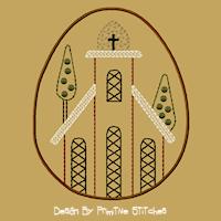 EGG-Church-5x7-CW/MOTIF
