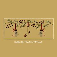 Merry Little Christmas Garland-5x7