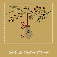 Merry Little Christmas-Garland-4x4