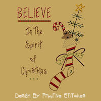 Believe-The Spirit of Christmas