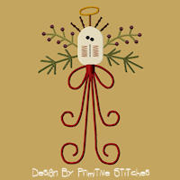 #PS-226 Ribbon Angel-5X7