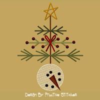 Snowball Tree-5x7-MOTIF