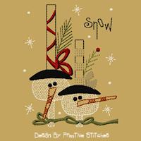 Snow-5x7
