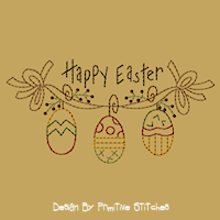 Easter Swag-5x7-CW