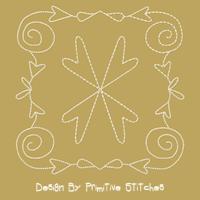 Hearts & Swirls-5-6-7 Inch Sizes-3 Piece Set