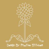 Sunflower-4 Inch-4 Piece Set
