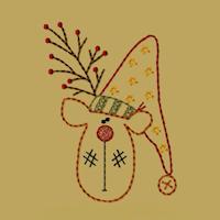 Rudy Reindeer-4x4