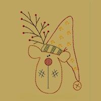 Rudy Reindeer-5x7