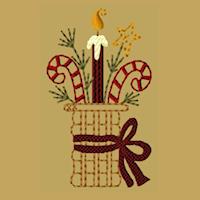 Basket of Canes-4x4-Colorwork
