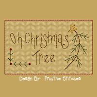 Oh Christmas Tree-5x7
