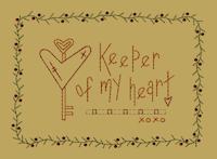 Keeper Of My Heart-5x7-Colorwork