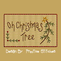 Oh Christmas Tree-4x4