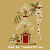 Birdhouse Christmas-5x7-Fill