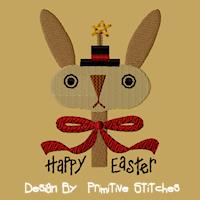 Prim Bunny-4x4-Fill