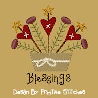Heartfelt Blessings-4x4-Fill