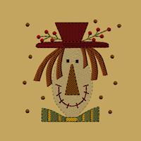 Scarecrow Franny-4x4-Fill