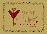 Keeper Of My Heart-5x7-Fill