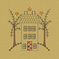 Happy Is The House-Motif